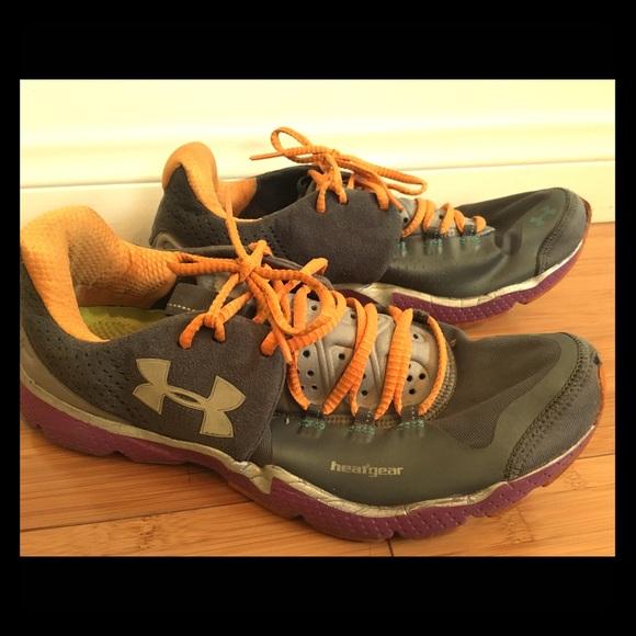 43f757b4d3 Underarmour Heat gear women's running shoes